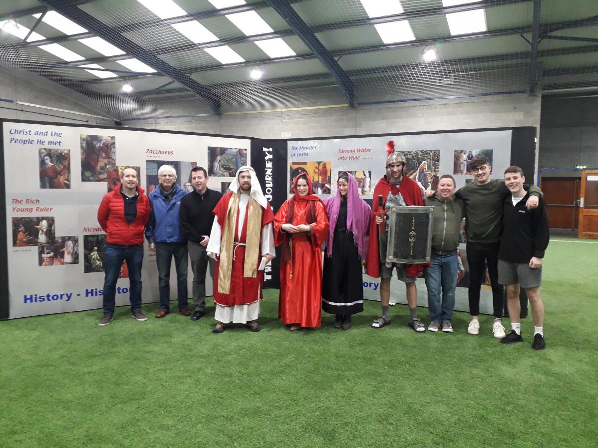 Image: dungannon-evangelism-team