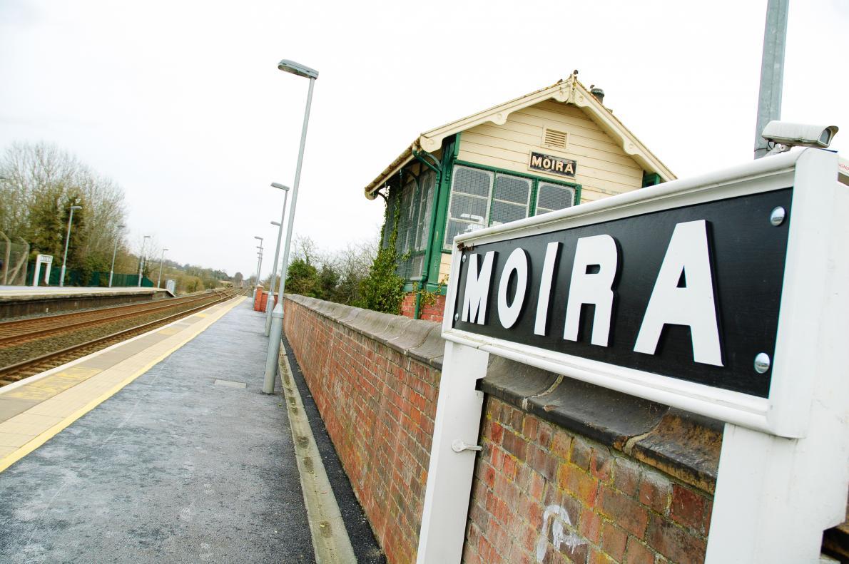 Moira Railway Station
