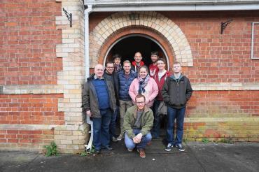 Image: october-2014-ibc-team-goes-to-dundalk