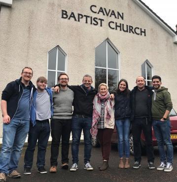 Image: cavan-evangelism-team-2017