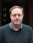 David Luke, Postgraduate Director & Historical Theology Tutor.